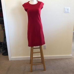 Tommy Hilfiger Red Tank Dress
